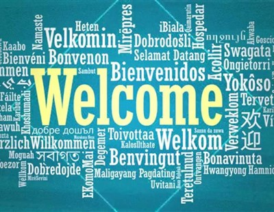 Welcome! We are so happy you're joining us...